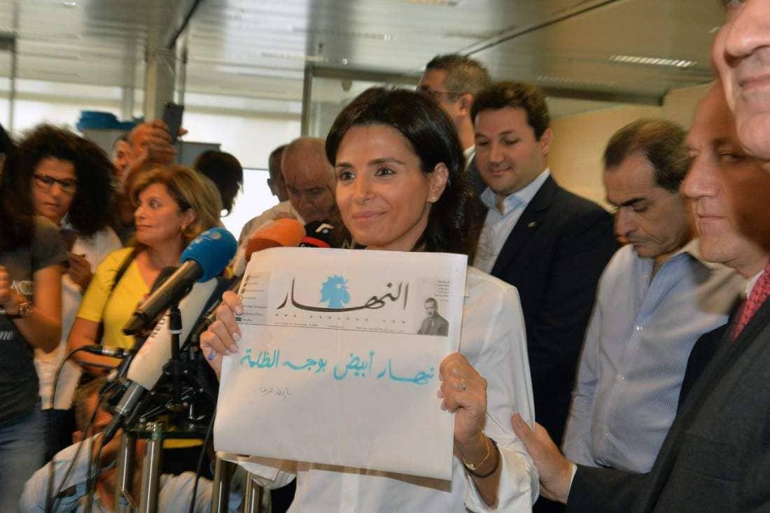 cosa succede in Libano