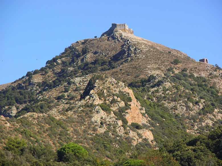 Castello Volterraio Isola d'Elba