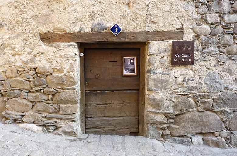 Andorra Casa Cristo