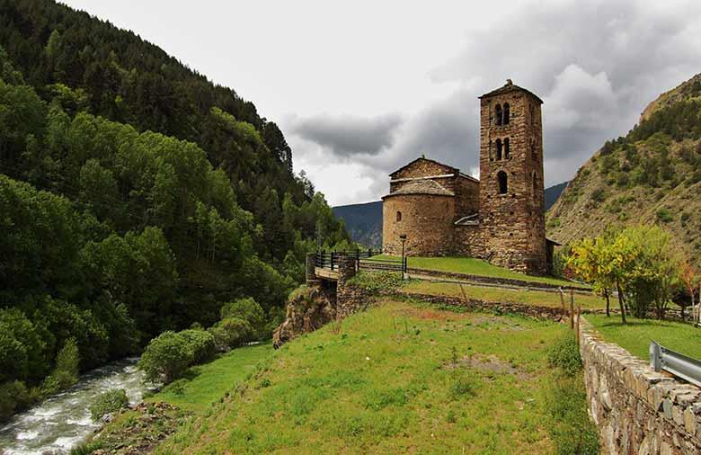 Sant Joan de Caselles Andorra