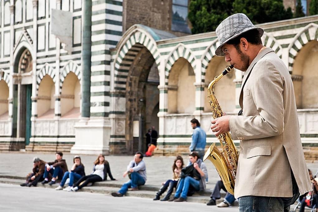 canzoni e città italiane