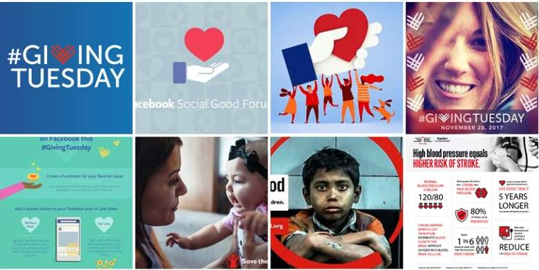 Bacheca di facebook for nonprofits