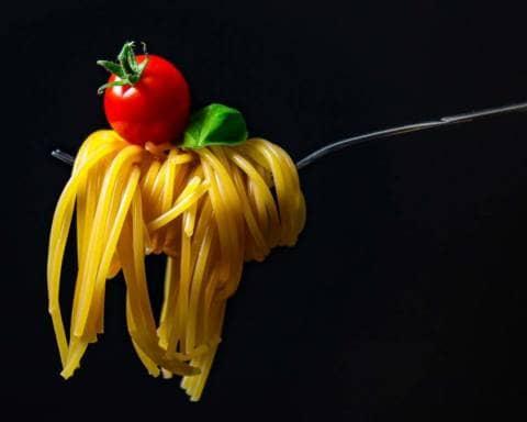 primi piatti gourmet spaghetti al pomodoro