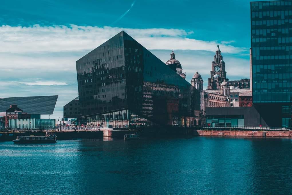 viaggio in crociera Liverpool