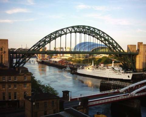 viaggio in crociera newcastle upon tyne