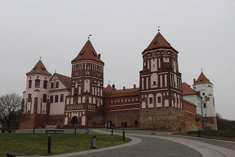 Castello di Mir Minsk