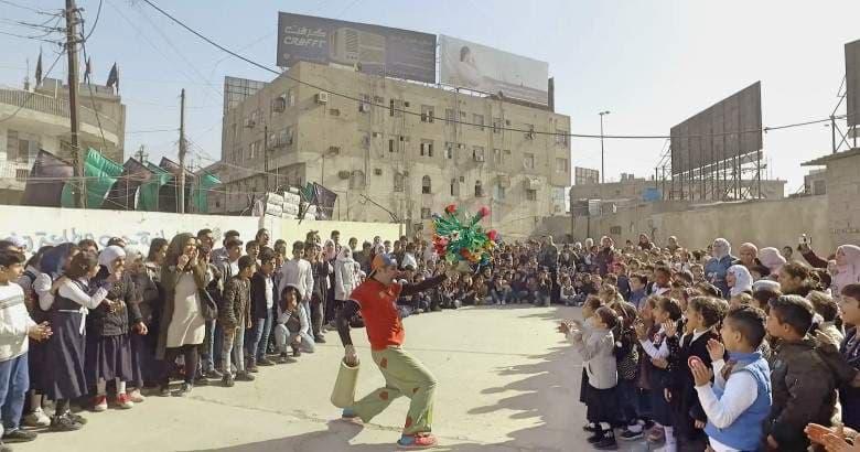 Il Pimpa a Mosul