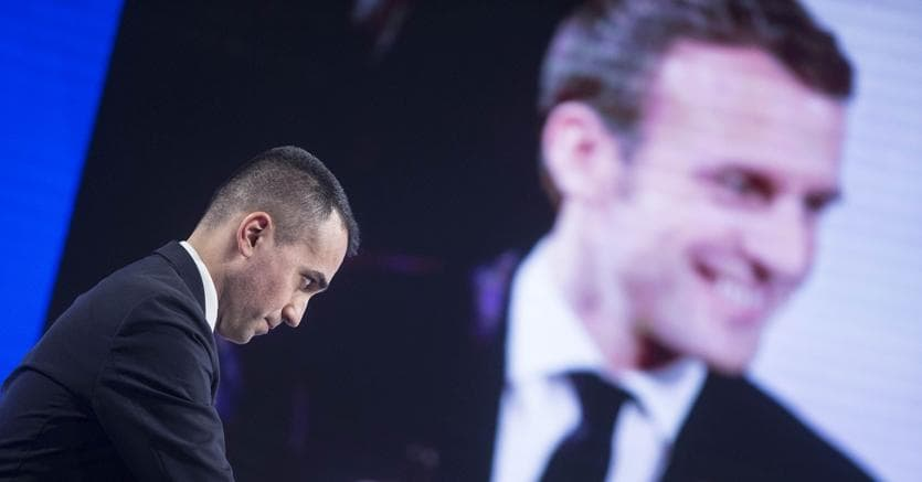 Di Maio e Macron sul Franco CFA