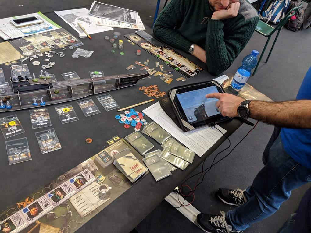 play modena 2019 giochi UBOOT