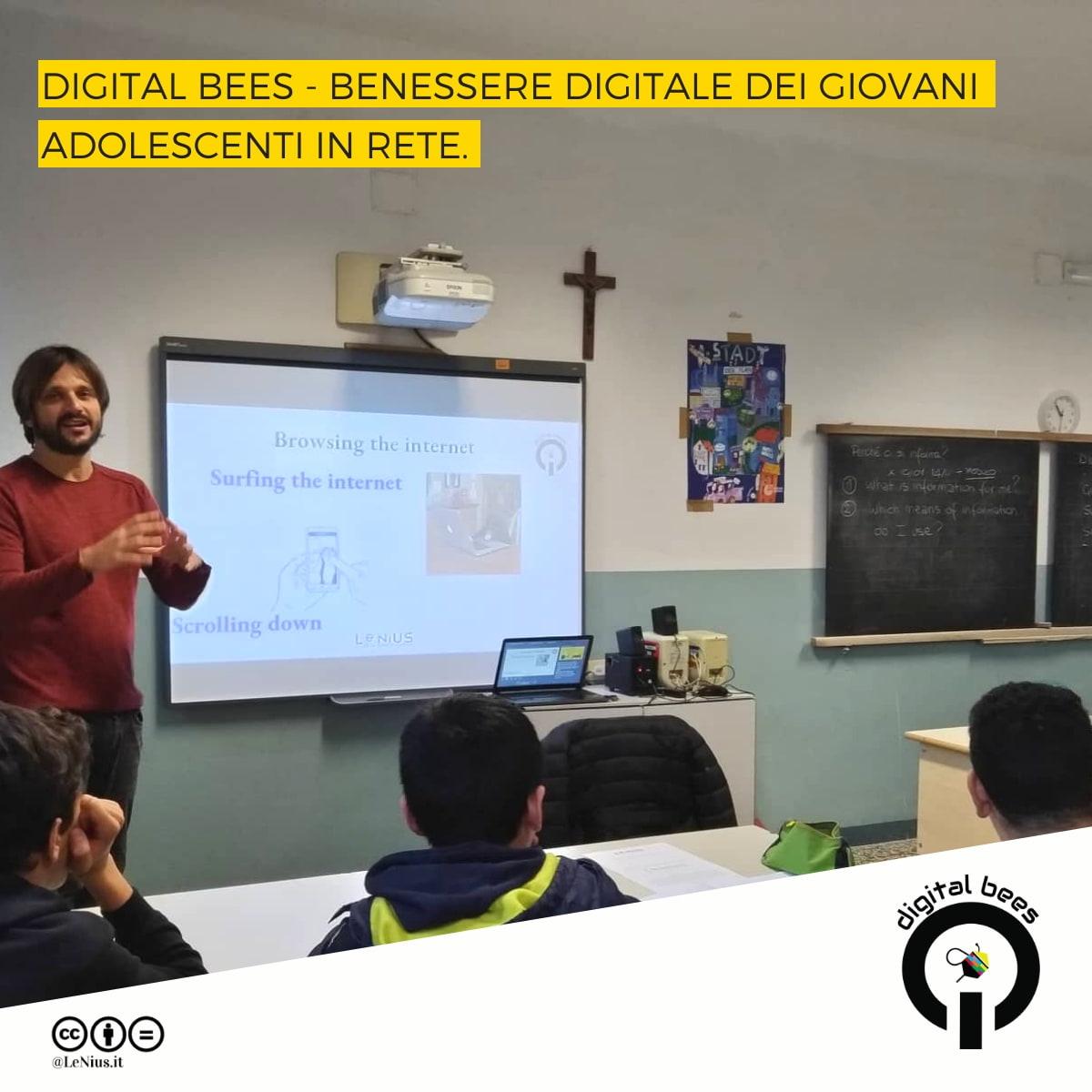 educazione digitale giovani adolescenti in rete