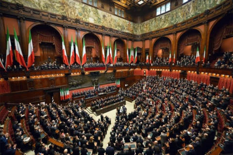 referendum taglio parlamentari