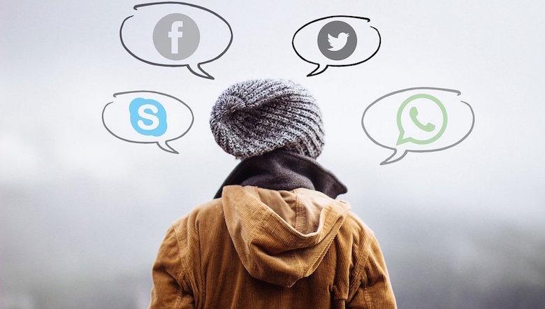 come cambiano i social network