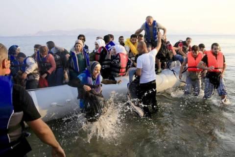 viaggio rifugiato siriano