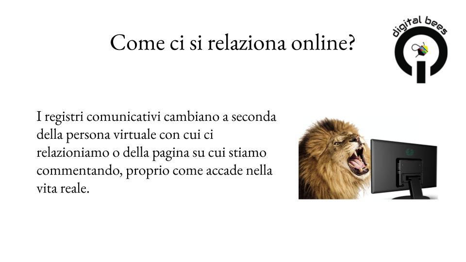 Educazione digitale Associazione Le Nius