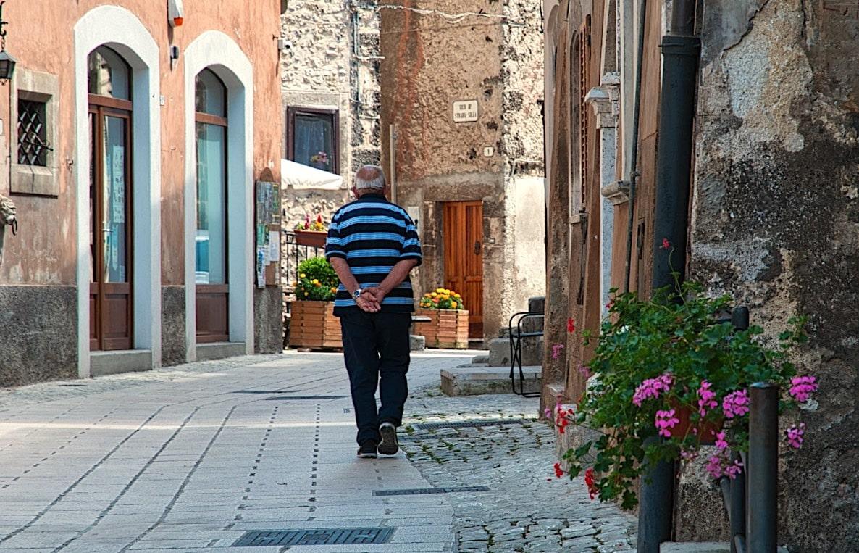 spopolamento in italia