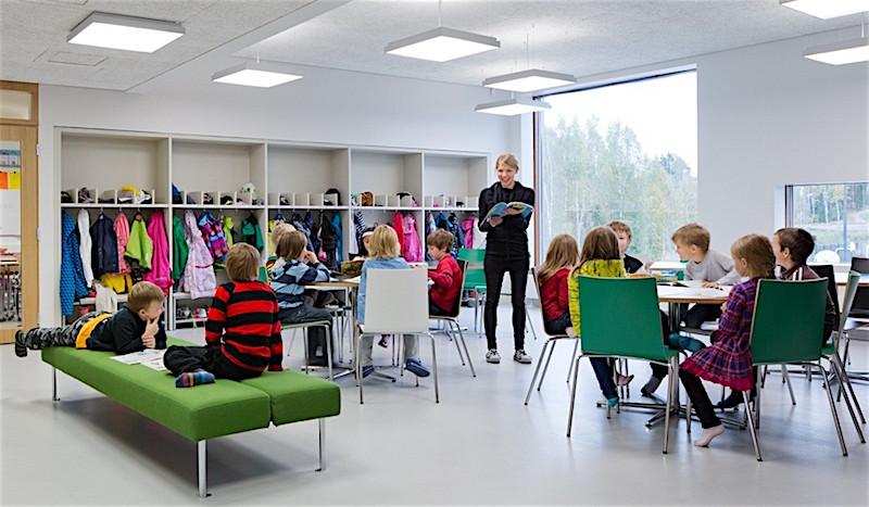 sistema scolastico finlandese