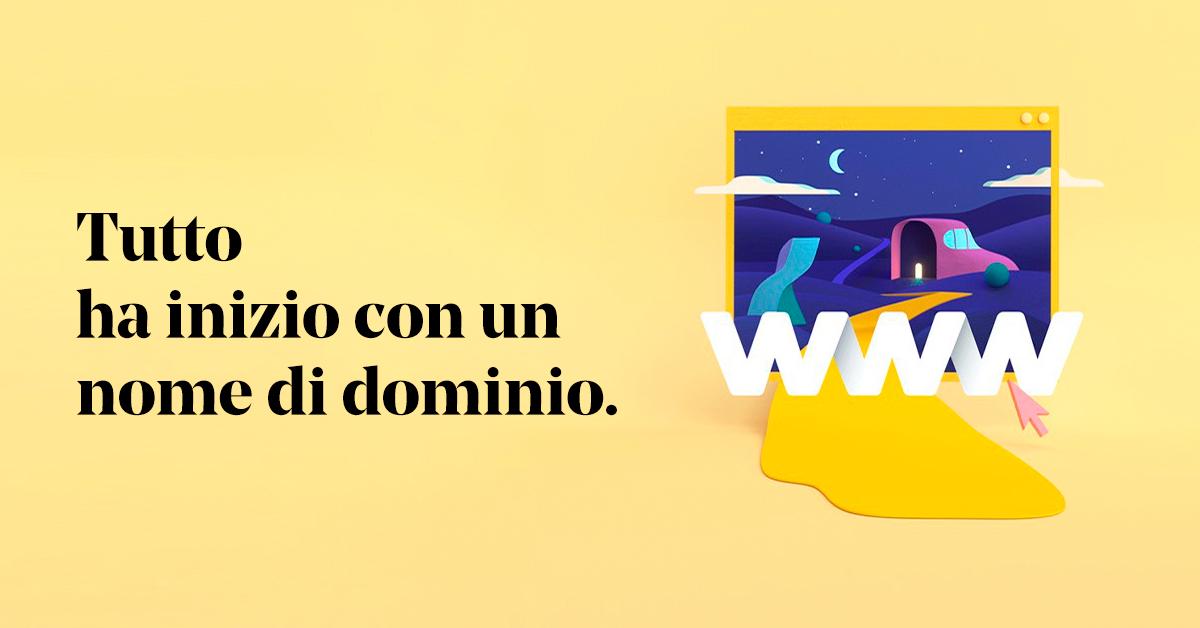come scegliere un dominio web