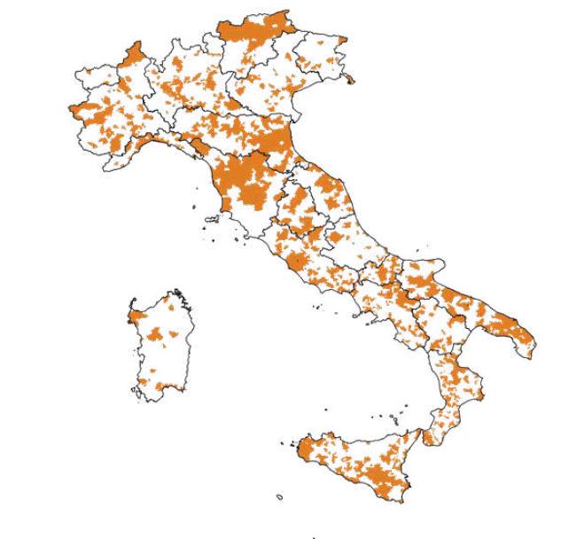 mappa accoglienza migranti
