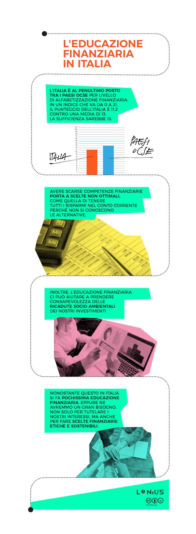 educazione finanziaria in italia